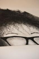 drypoint self portrait 2014