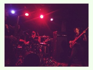 Trioscapes at Great Scott 05.12.2014