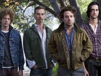 Dawes' new album is titled Stories Don't End.