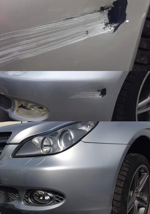 Bumper Damage Repairs Grimsby
