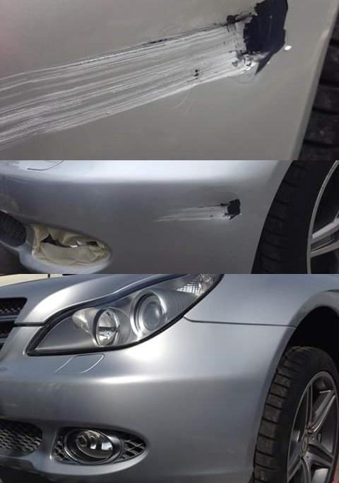 Bumper Damage Repairs Grimsby