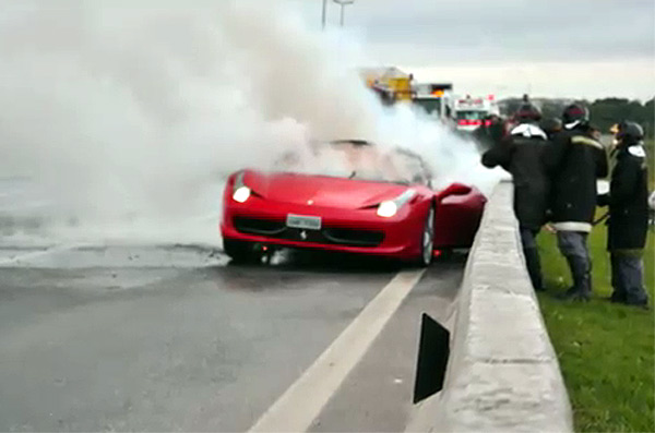 458 Italia Fire Brazil