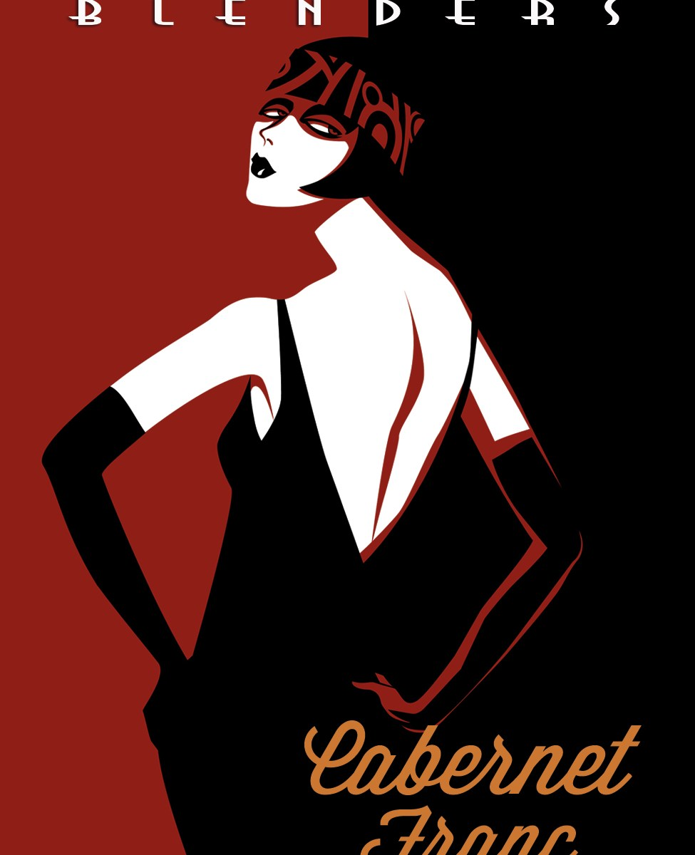 Wreckless Blenders, 2014 Cabernet Franc