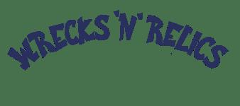 Wrecks 'N' Relics Original Complete PNG WNR Purple