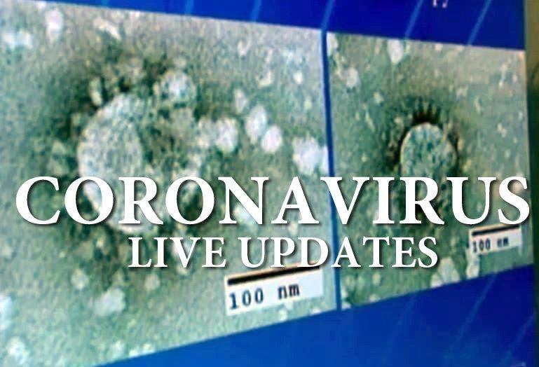 Live Updates: The Coronavirus
