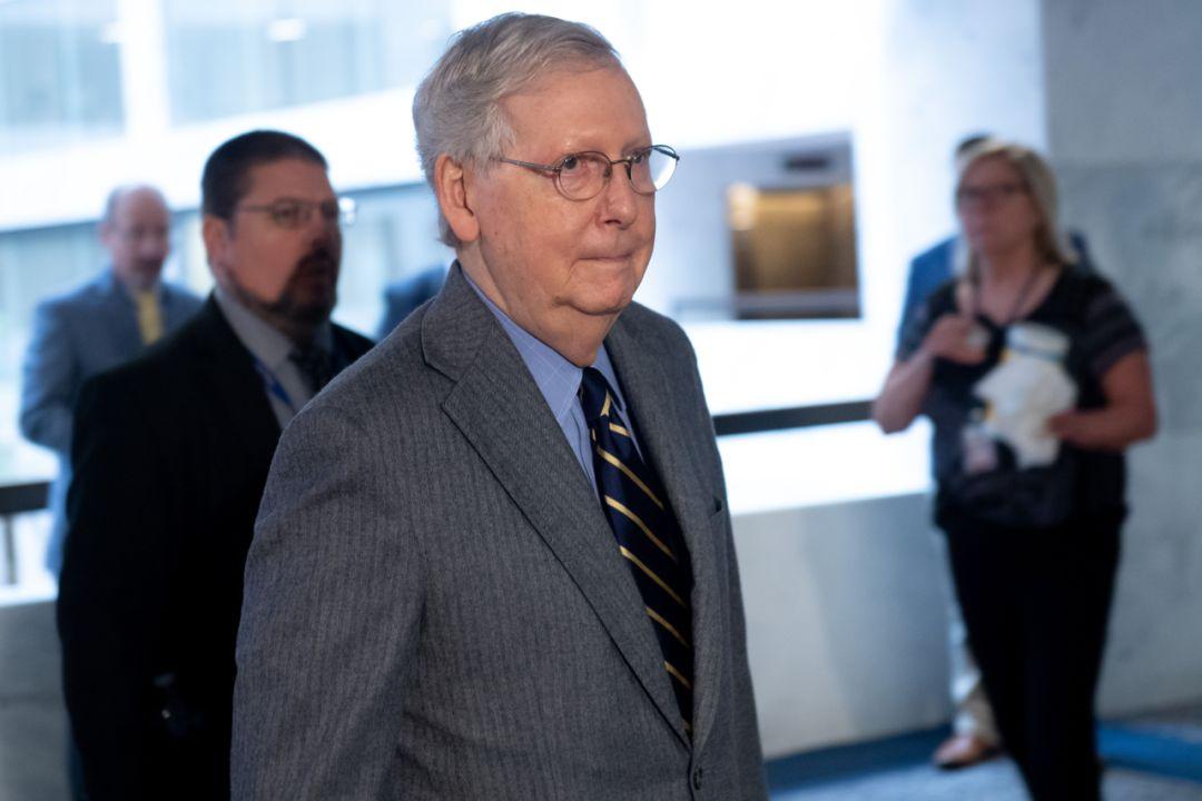 Senate Gop Ramps Up Pressure On Democrats Over Coronavirus