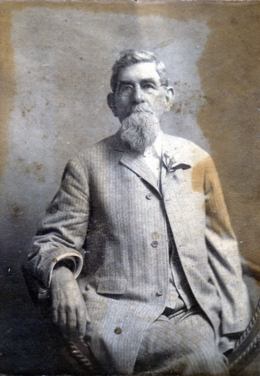 Rev. Jeremiah H. Cason, Baptist missionary and preacher, Captain, 41st Alabama Infantry, CSA