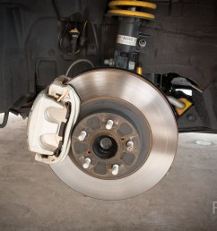 scion fr s subaru brz toyota gt 86 front brake pad and rotor replacement [ 1600 x 1071 Pixel ]