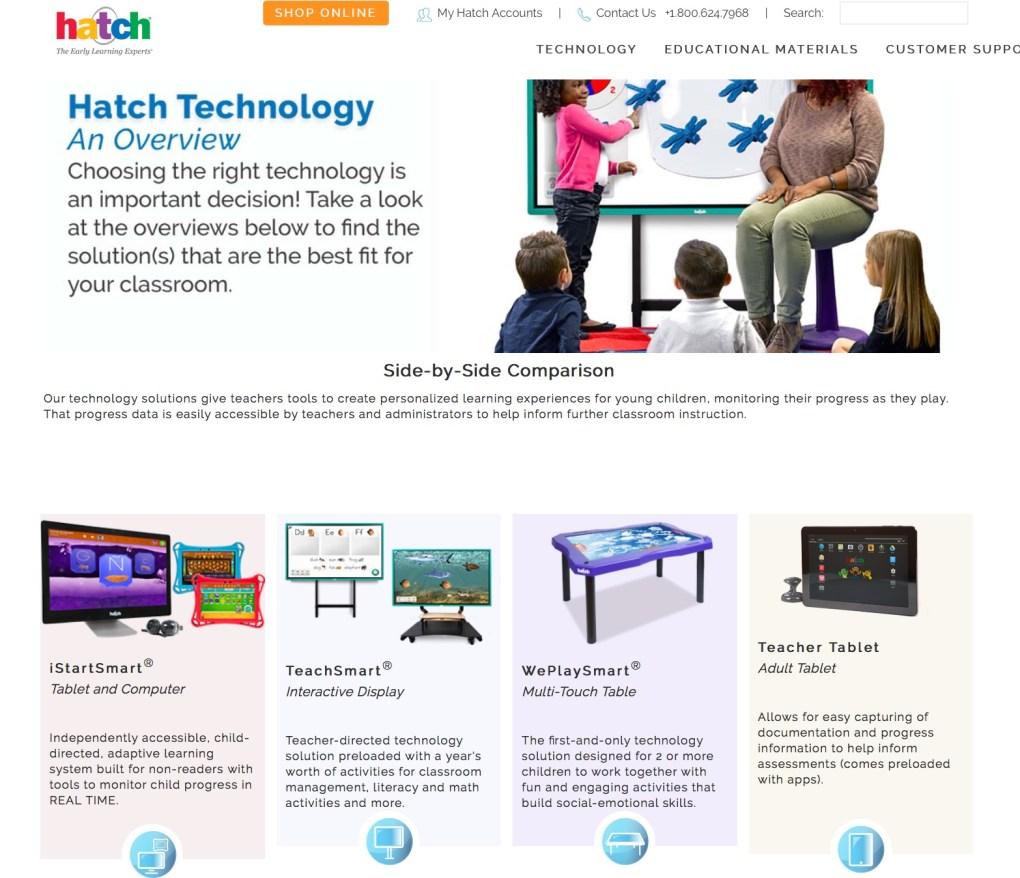 Hatch Classroom
