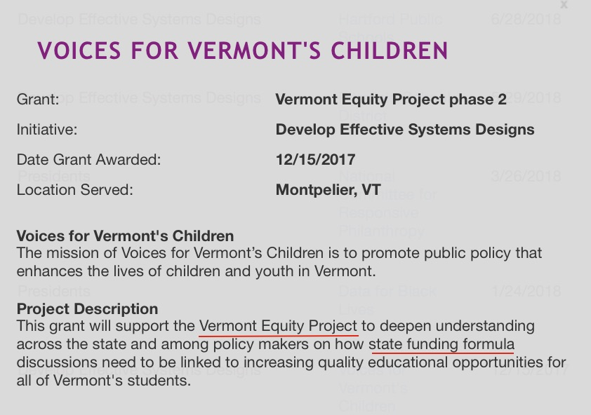 VT Education Funding