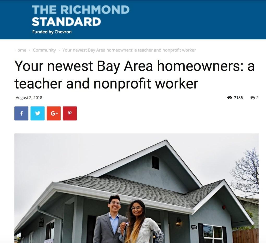 Richmond Teacher Social Impact bond