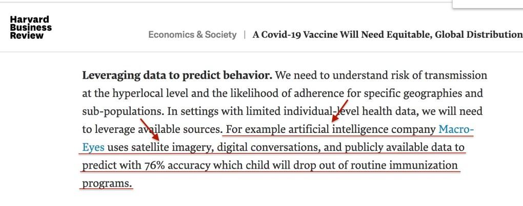 Harvard Vaccines Satellite