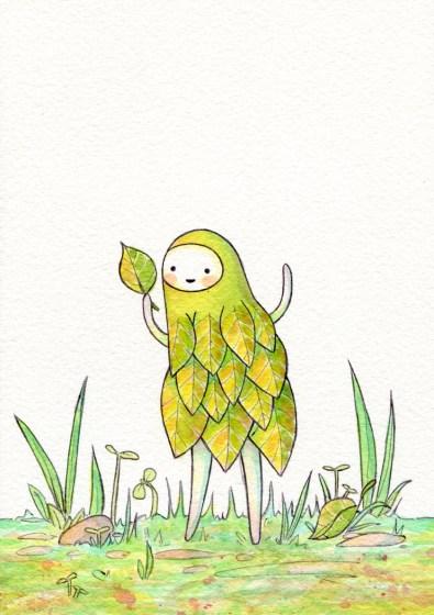 forest spirits - i has a leaf001