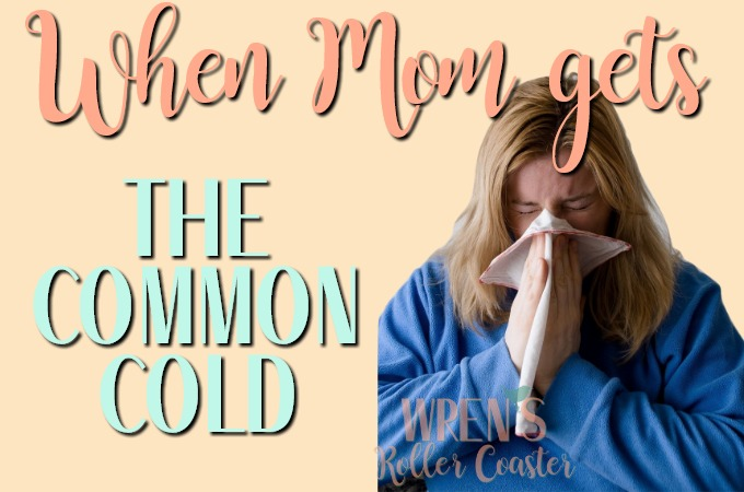common cold kleenex