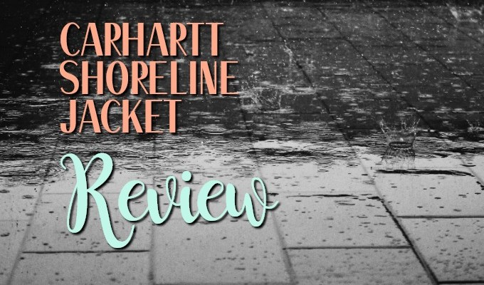 Carhartt Women's Rain Jacket Review