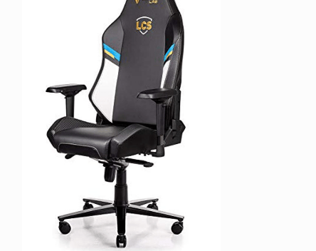 a gaming chair