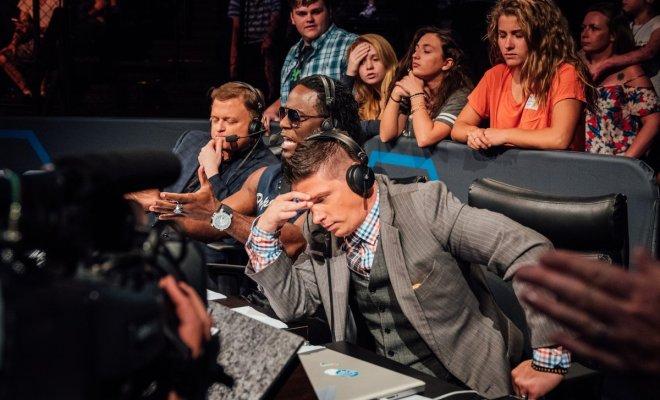 Jeremy Borash, D'Angelo Dinero e Josh Matthews formam o novo time de announcers da Impact Wrestling