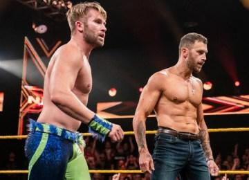 Tyler Breeze Fandango WWE NXT