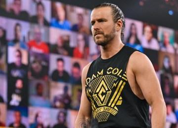 Adam Cole na WWE