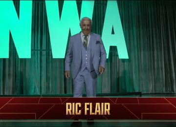 Ric Flair na NWA