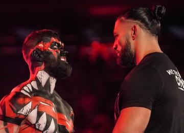 Demon Bálor voltou no SmackDown