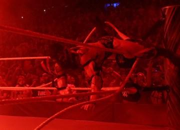 AEW e WWE com queda na audiência nesta semana