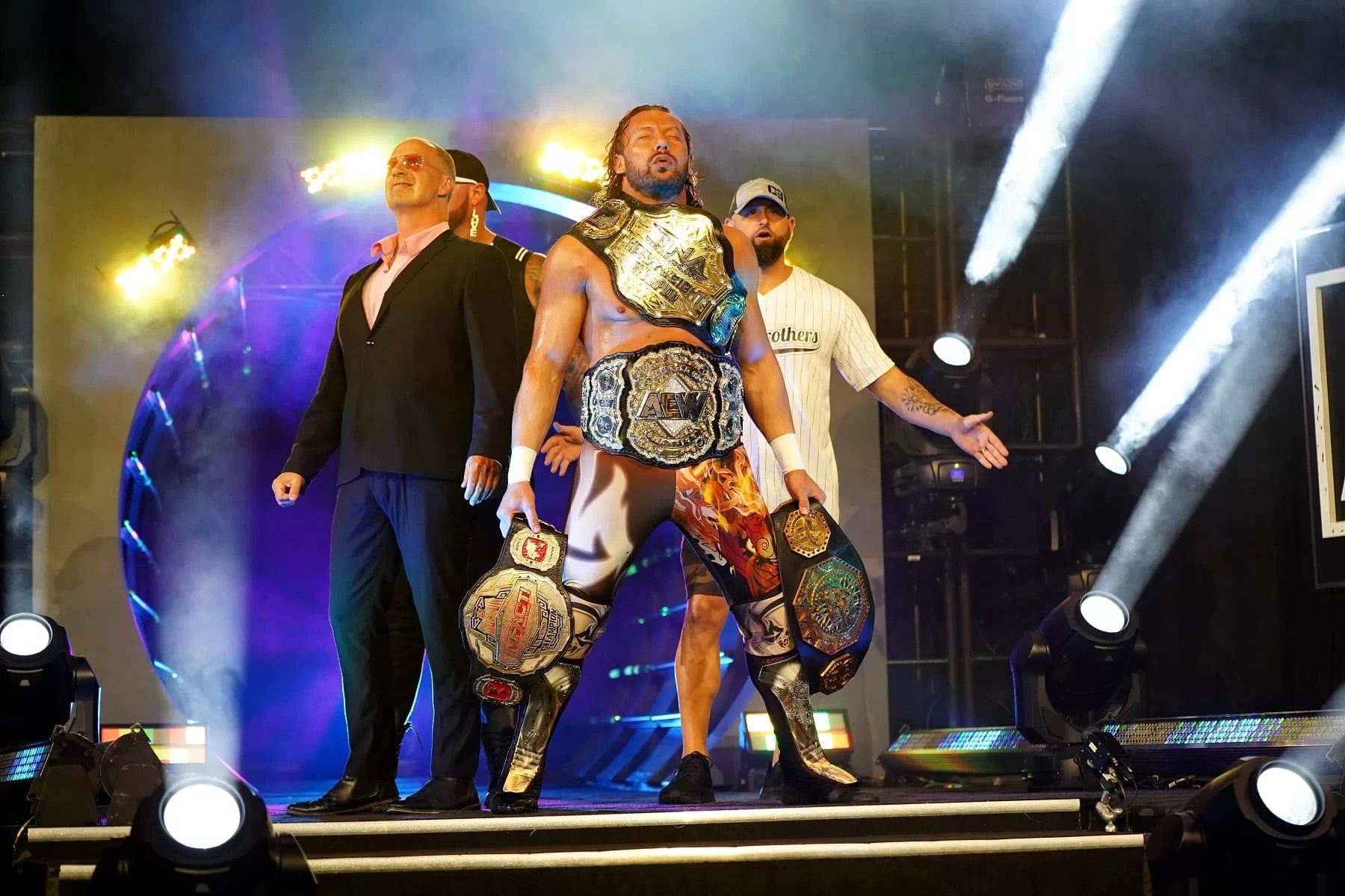 Kenny Omega é o vencedor do PWI 500 de 2021