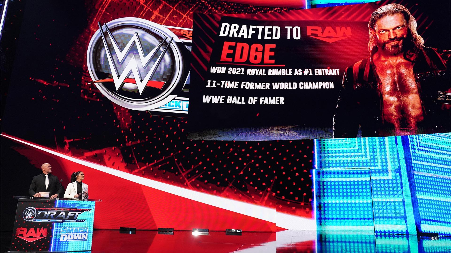 Confira os melhores nomes do Draft do RAW