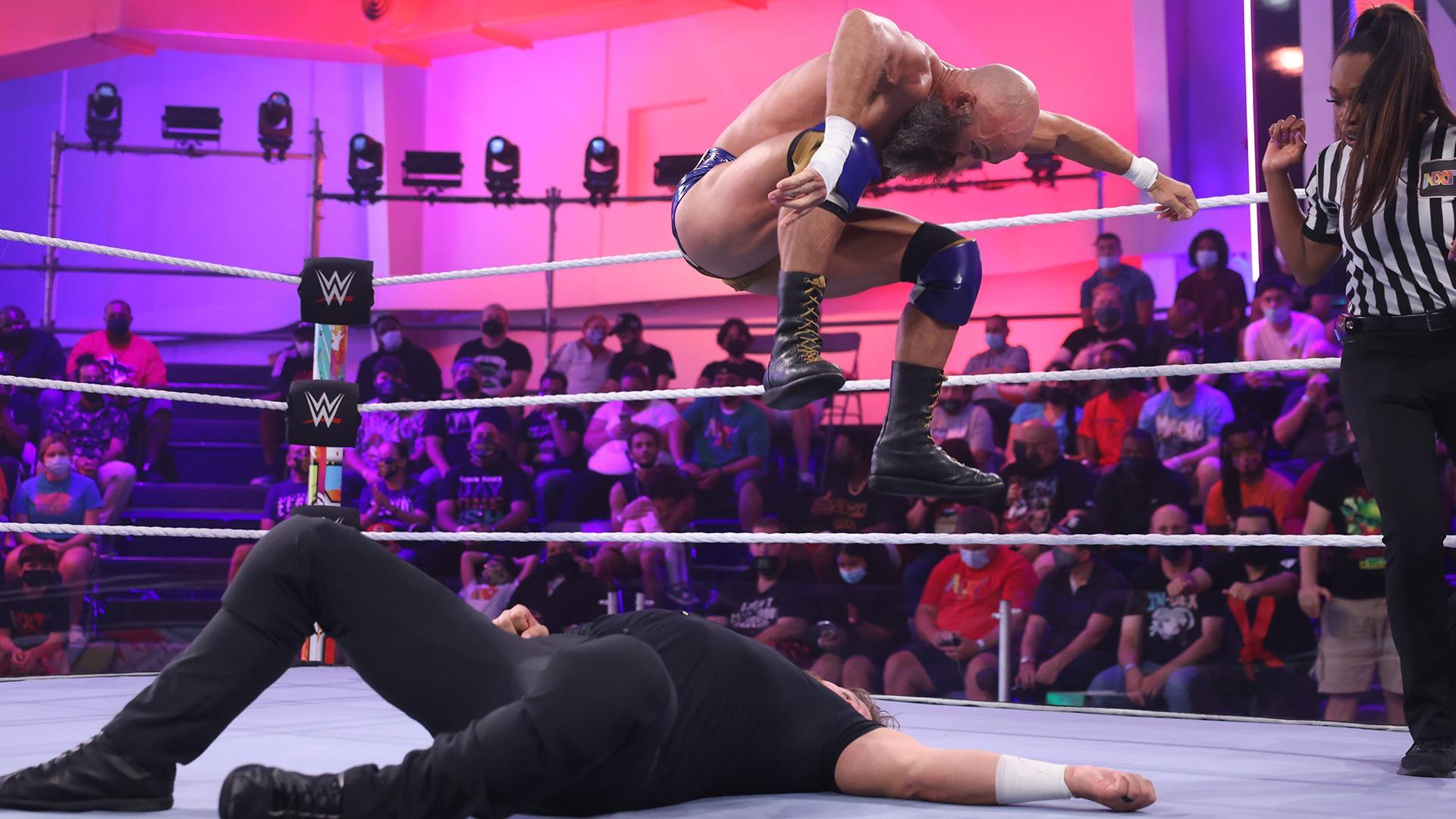 Mas o NXT nem foi ruim