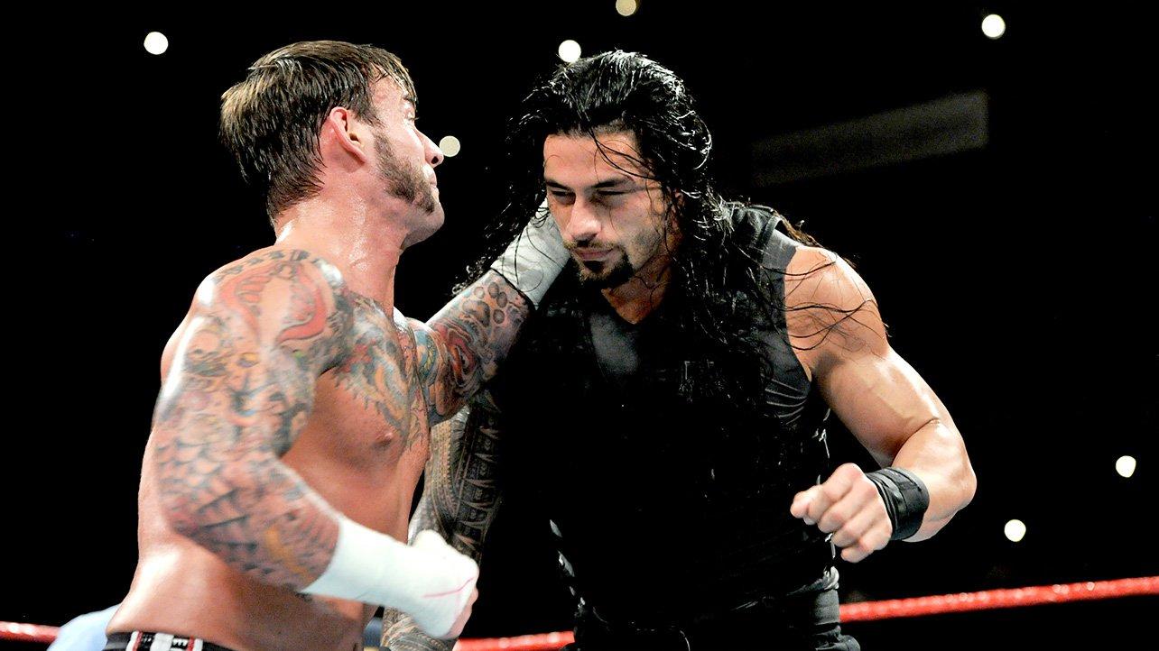 Rampage e SmackDown trocam socos ao vivo