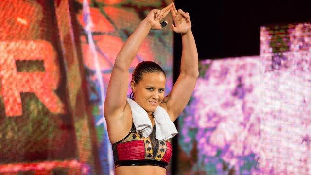 Shayna Baszler estará no SmackDown
