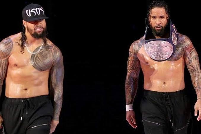 WWE क्राउन ज्वेल 2021: किकऑफ़ शो में द उसोज़ ने सेड्रिक अलेक्जेंडर और शेल्टन बेंजामिन को हराया।