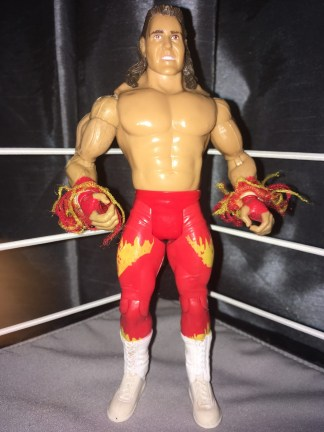 Brutus Beefcake - Classic Superstars Mega Maniacs 3 Pack with Wristbands
