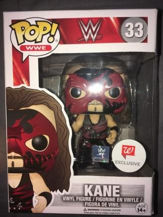 Kane - POP WWE Vinyl Figure Walgreens Exclusive NEW