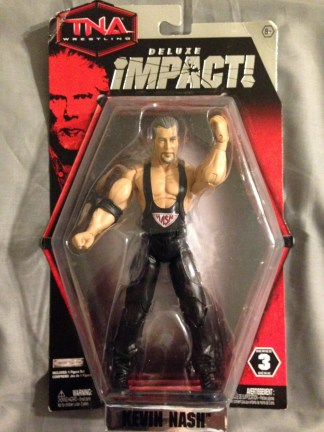 Kevin Nash - Deluxe Impact 3 MOC