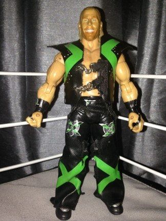 Shawn Michaels - Classic Superstars Ringside Exclusive DX 2 Pack