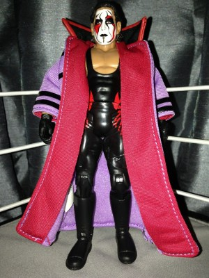 Sting - TNA Legends of the Ring 2 Pack Exclusive With Coat
