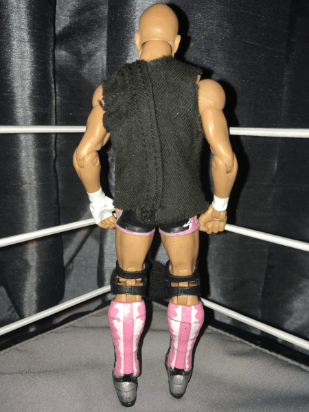 Tyson Kidd - Elite 7 With Shirt