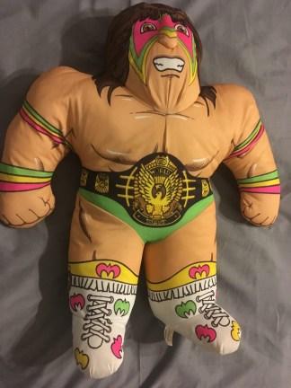 Ultimate Warrior - WWF Wrestling Buddies