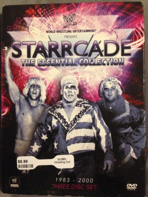 Starrcade: The Essential Collection 3 Disc Set