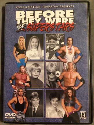 Before They Were WWF Superstars