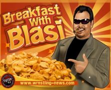 BREAKFAST WITH BLASI 07/03/2019