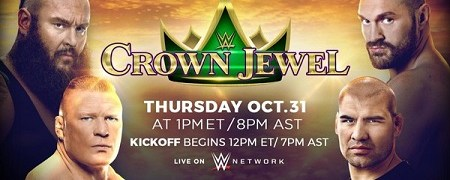Protected: ENTRIES LIST: WWE CROWN JEWEL PPV PREDICTIONS CONTEST