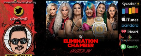 WWE Elimination Chamber PPV Recap & Review 03/08/2020