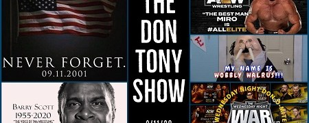 The Don Tony Show (SD) 09/11/2020