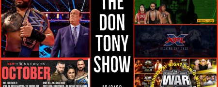 The Don Tony Show (SD) 10/02/2020