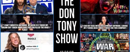 The Don Tony Show (SD) 10/30/2020