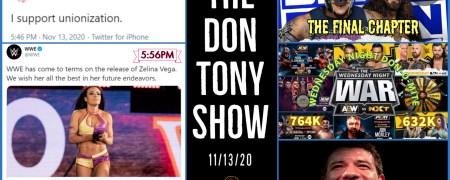The Don Tony Show (SD) 11/13/2020
