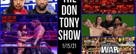 The Don Tony Show (SD) 01/15/2021