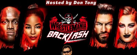 WWE WrestleMania Backlash PPV Review (05/16/21)